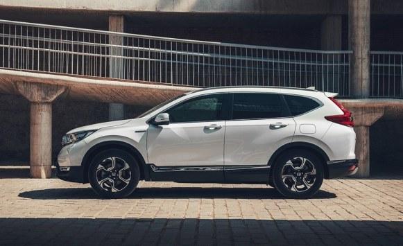 Honda espera que la mitad de las ventas del CR-V en Europa sean del modelo híbrido