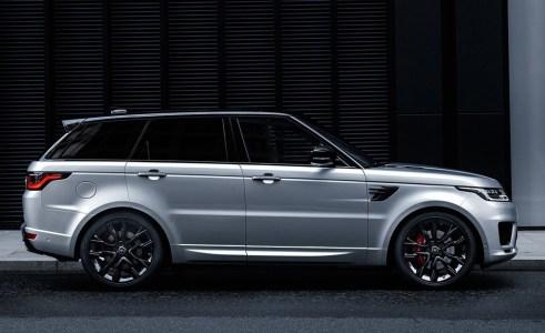 Range Rover Sport Hst Mhev 400 Cv Con Etiqueta Eco De La Dgt