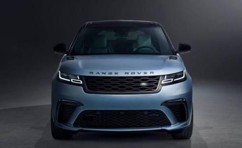 Range Rover Velar SVAutobiography Dynamic Edition: ¡550 caballos de potencia!