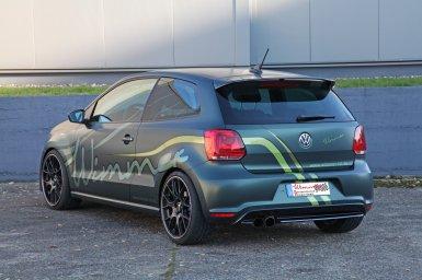 Este Volkswagen Polo R WRC tiene 420 CV... y está homologado para circular por la calle