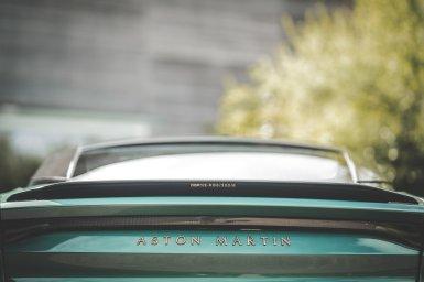 Así luce el primer Aston Martin DBS 59 salido de fábrica