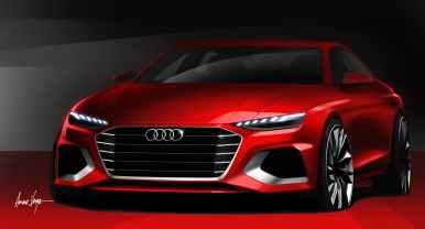 Audi A4 2020: Motores con micro hibridación y retoques estéticos