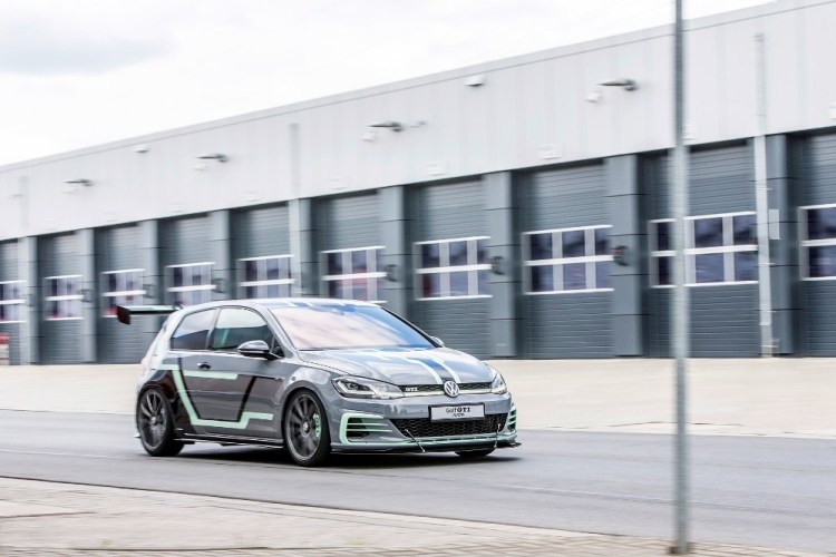 Un Volkswagen Golf GTI con 380 CV y un Golf R con 400 CV: Las propuestas de VW para el Wörthersee