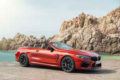 BMW M8 2020: Así es el tope de gama con hasta 625 CV
