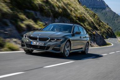 BMW Serie 3 Touring 2020: Así es la variante más práctica