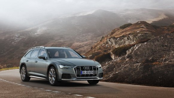 El nuevo Audi A6 Allroad 2020 llega sólo con motores diésel V6 TDI