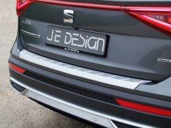 El SEAT Tarraco pasa por el rodillo de JE Design