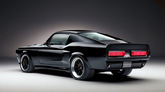 Este Ford Mustang clásico con 475 CV se presentará en Goodwood