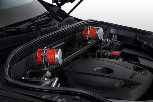 Ya puedes comprarte un Volvo XC90 blindado para mantenerte a salvo de los impactos de bala
