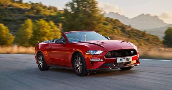 Ford Mustang 55: Celebrando el 55 aniversario del modelo con esta edición especial