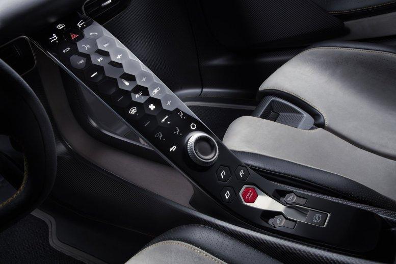 Lotus Evija EV: cuatro motores eléctricos y potencia descomunal