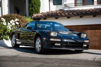 Este Honda NSX de 1991 está en subasta y tiene menos de 10.500 kilómetros