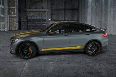 Manhart le da todavía más potencia al Mercedes-AMG GLC 63 S
