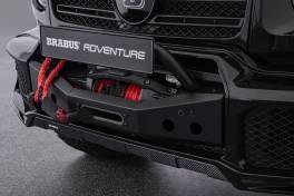El Mercedes Clase G se vuelve todavía más aventurero con el último paquete de BRABUS