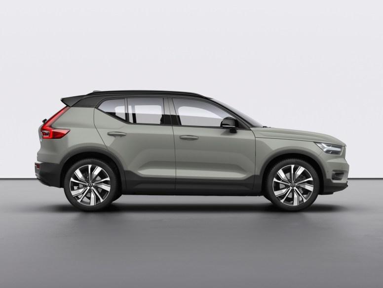 Volvo presenta el nuevo XC40 Recharge 100% eléctrico con 408 CV y 400 km de autonomía