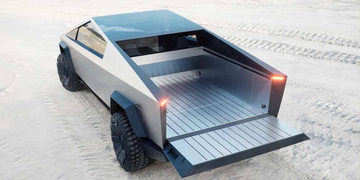 El Tesla Cybertruck es el nuevo pick-up de Tesla con hasta 805 km de autonomía