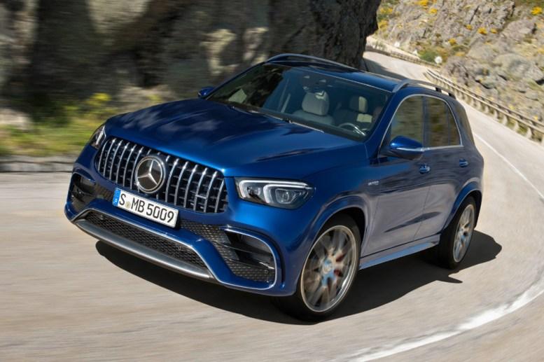 Mercedes-AMG GLE 63 y 63 S 4MATIC+ 2020: Hasta 612 CV, con hibridación ligera EQ Boost