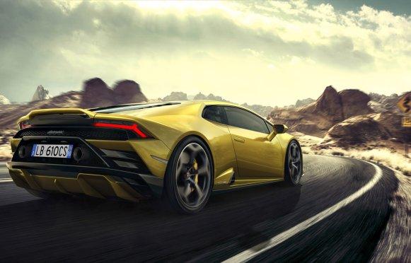 Lamborghini Huracán EVO RWD: La variante más divertida y accesible