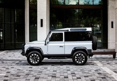 Project Blackcomb: Un Land Rover Defender con motor V8 y 565 CV
