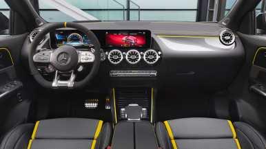Mercedes-AMG GLA 45 4MATIC+ 2020: 421 CV para la cúspide del modelo