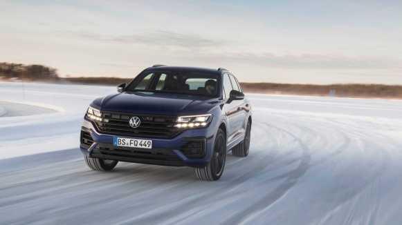 Volkswagen Touareg R: Así es el Touareg híbrido con 462 CV