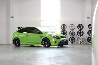 ¡Larga vida al Ford Focus RS Mk2! JMS sigue acordándose de él