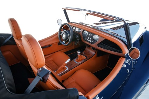 Morgan Plus Four 2020: Ahora con el motor BMW TwinPower Turbo de 2 litros y cuatro cilindros