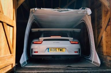 El Porsche 911 GT3 RS de Richard Hammond en venta: ¡Con menos de 3.000 km!