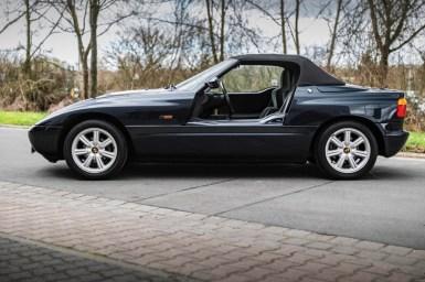 Este BMW Z1 sólo tiene 25.000 km y ahora sale a subasta