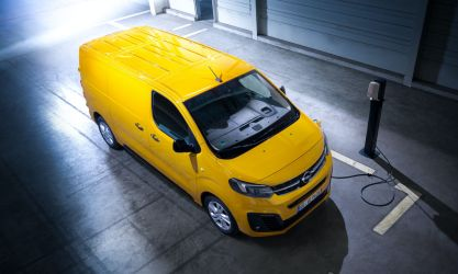 La Opel Vivaro-e 2020 100% eléctrica contará con una autonomía de hasta 330 kilómetros
