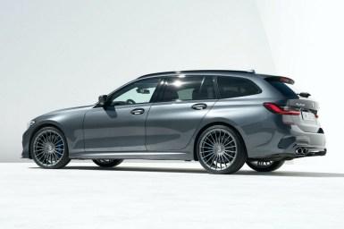 BMW Alpina D3 S 2020: 355 CV, 730 Nm de par... y es diésel