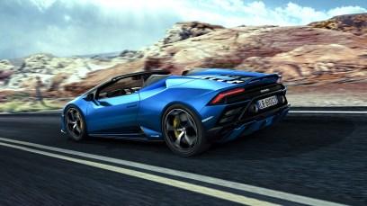 Lamborghini Huracán EVO RWD Spyder: 610 CV a las ruedas traseras... ¡y descapotable!