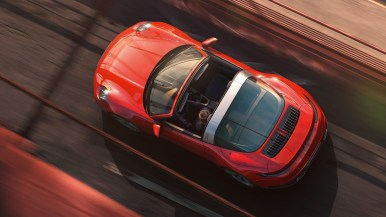 Porsche 911 Targa 2020: Hasta 450 CV de potencia manteniendo la esencia