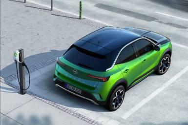 Opel Mokka-e: 322 kilómetros de autonomía 100 eléctrica
