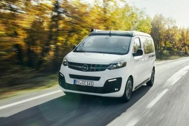 Opel Zafira Crosscamp Life: Otro camper se une al mercado