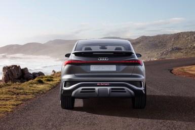 Audi Q4 Sportback e-tron concept: Lo que está por llegar