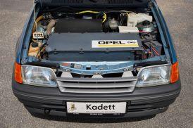 Opel Kadett Impuls I: El Kadett eléctrico cumple 30 años