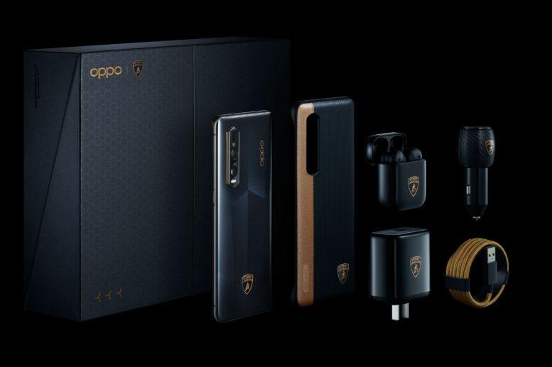 OPPO Find X2 Lamborghini: 1999 euros por este móvil con inspiración Lamborghini