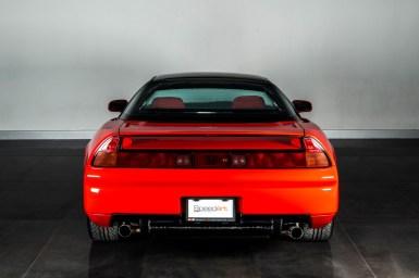 Sale a la venta un Honda NSX Type R de 1993