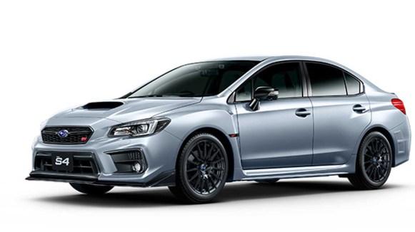 Subaru WRX S4 STI Sport «Sharp»: 500 unidades para el mercado JDM