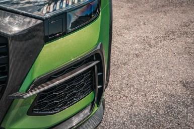 ABT RSQ8-R: 740 CV para el Audi RS Q8