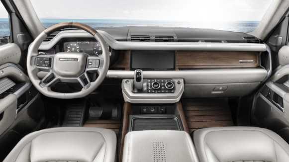 Land Rover Defender Yachting Edition: Lujo náutico por Carlex Design