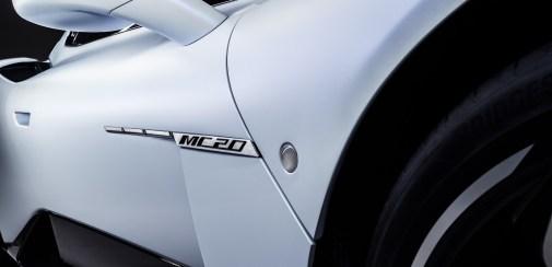 Maserati MC20: Motor V6, 630 CV y 1.470 kg de peso