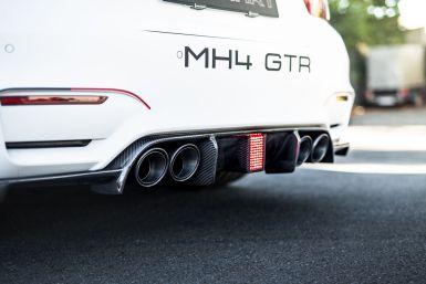 Así es el Manhart MH4 GTR: Sobre la base del M4 DTM Champion Edition