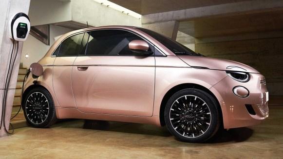 El Fiat 500 3+1 es el 500 eléctrico más práctico de todos