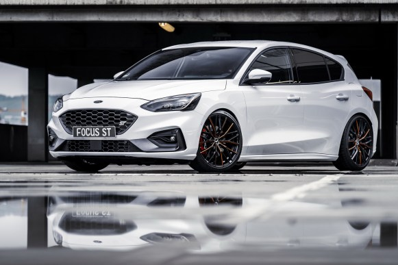 El Ford Focus ST pasa por el rodillo de JMS: Pocos cambios