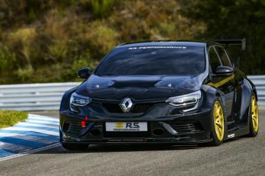 Renault Mégane R.S. TC4: 360 CV sólo para circuito