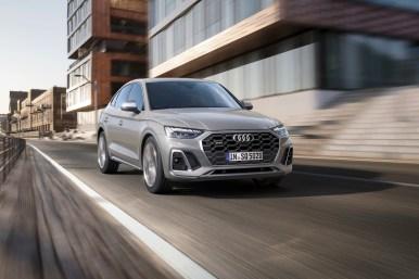Audi SQ5 Sportback 2021: La versión más prestacional es diésel