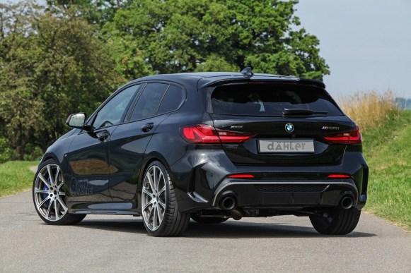 Dähler le da a tu BMW M135i el empujón definitivo en términos de potencia