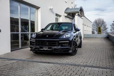 El Porsche Cayenne de TechArt llega hasta los 750 CV